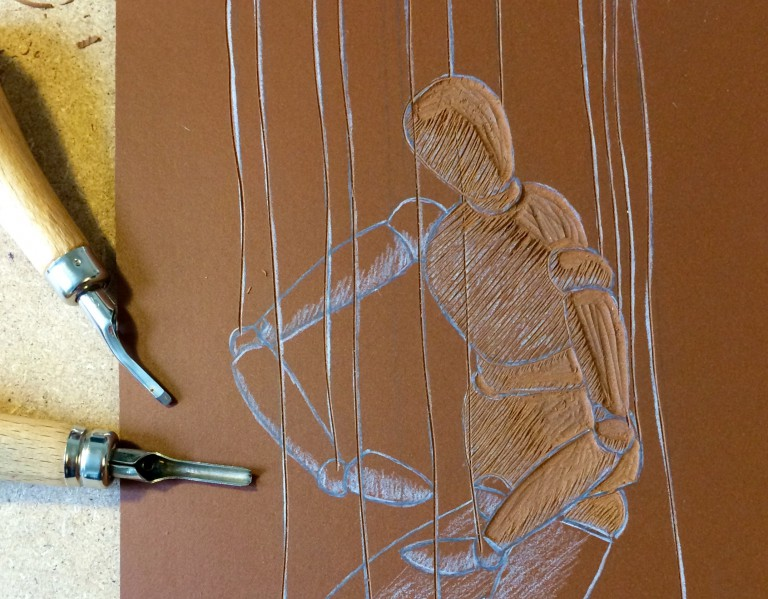 Discovering Linocut