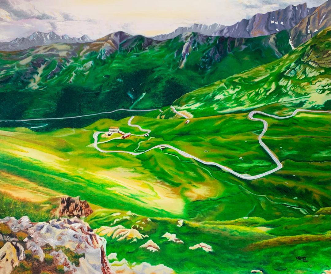 St Bernard Pass