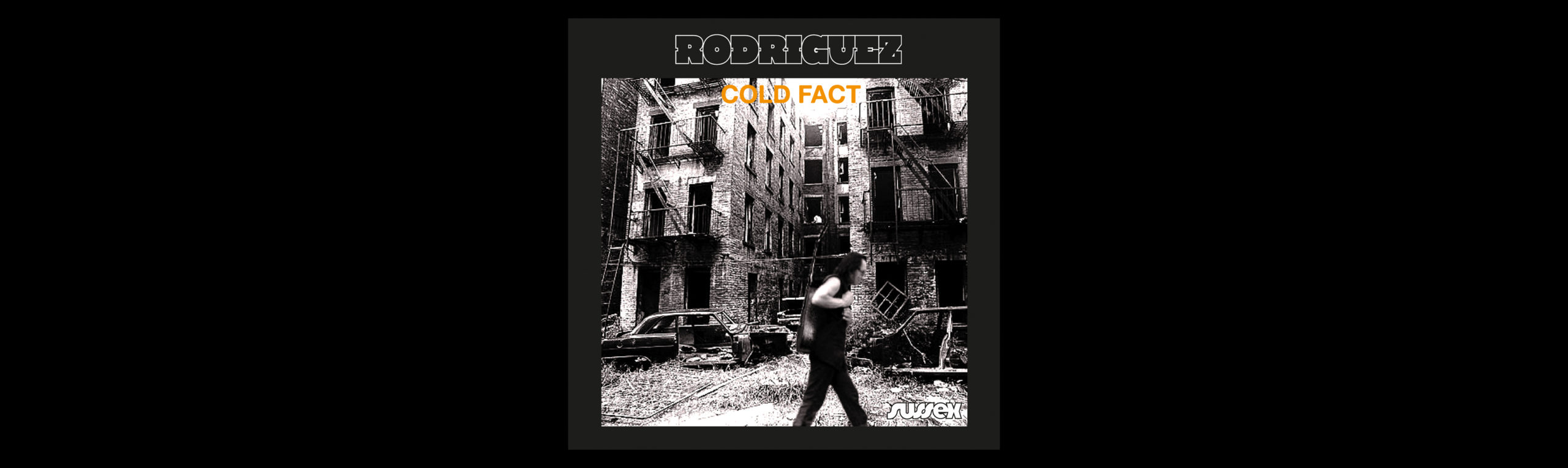 """""""Cold Fact"""" Vinyl Cover"""